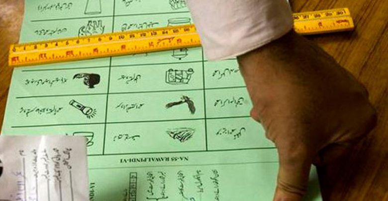 Lb Polls Candidates In Kp Protest Allotment Of Inappropriate Symbols