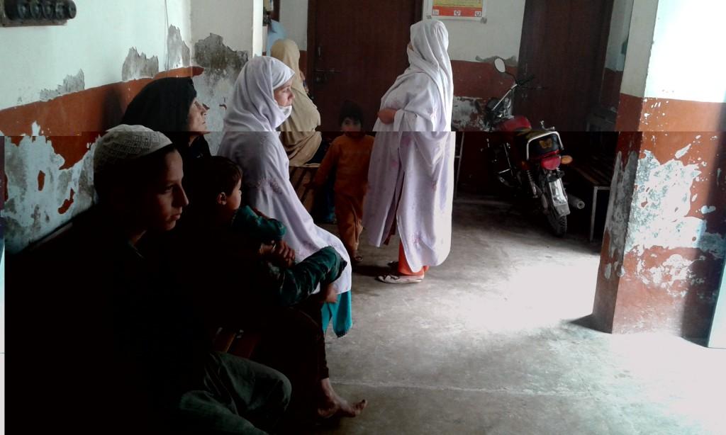 Female Patients in Fatima Union council, Mardan