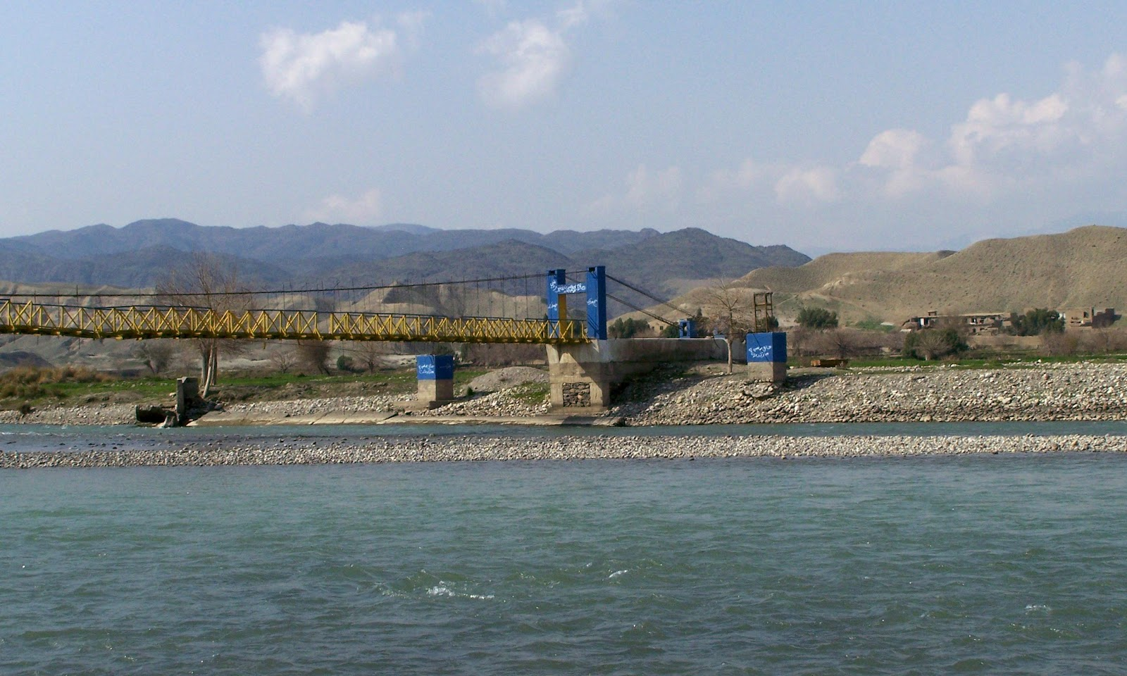 Kabul River Valley