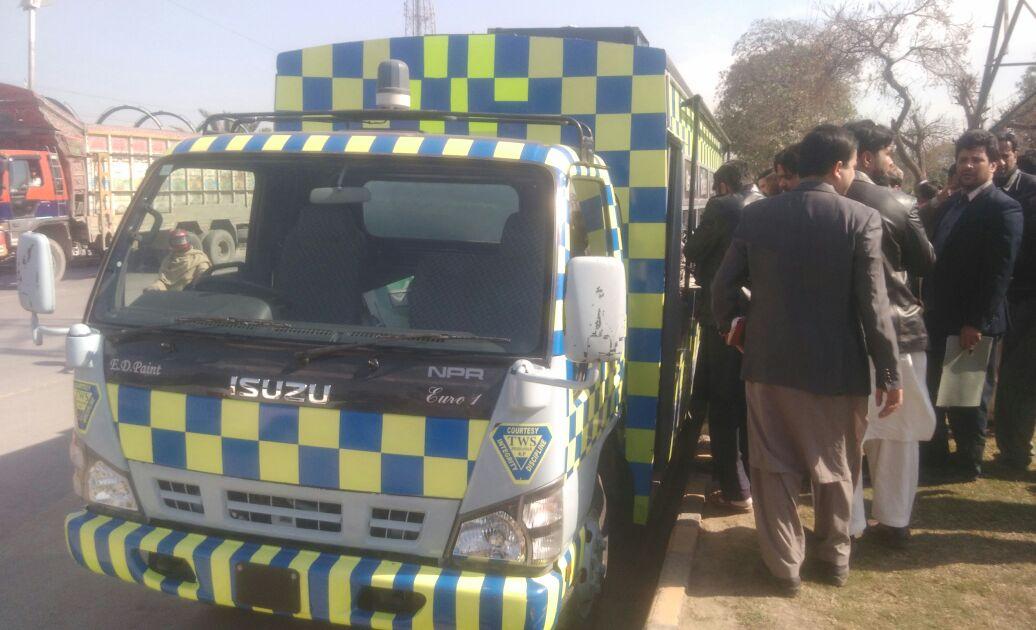 police mobile service