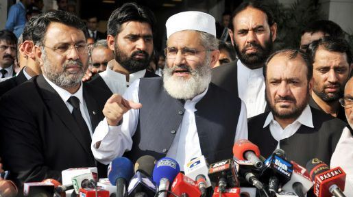 Siraj promises Islamic system after winning elections