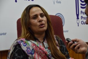 Farzana Jan says those transgenders who applied for correction in identity cards their cards have been blocked by NADRA
