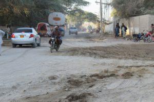 Gwader roads