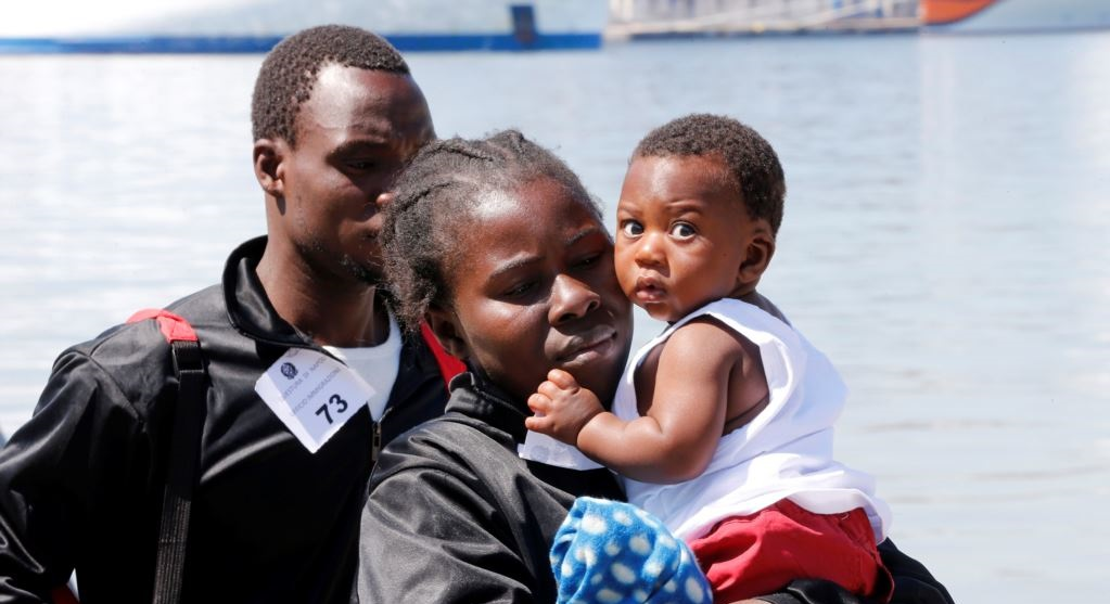 Share via Email Why So Many Migrant Mothers Arrive in Europe Pregnant