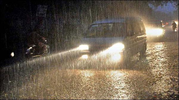 Rain expected in KP