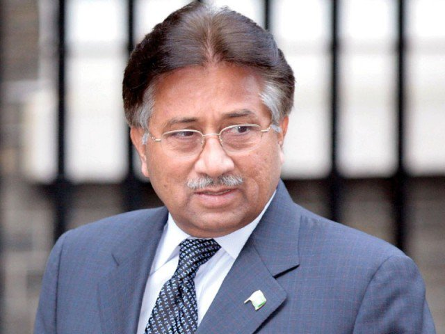 Musharraf's CNIC to be blocked.