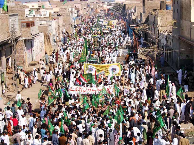 Eid Miladun Nabi being celebrated with religious fervour | TNN
