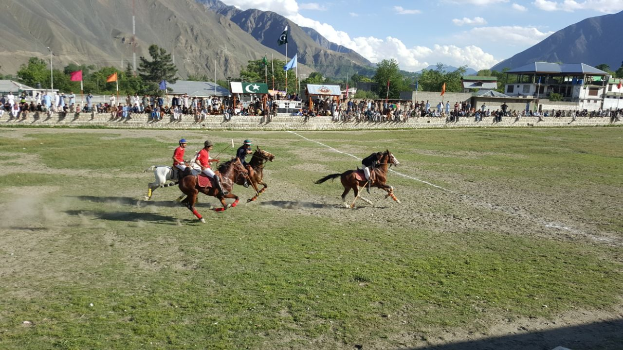 Chitralis revive Mulki Cup Polo Tournament