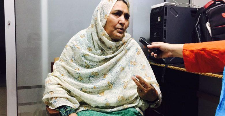 Sakina Rehman vows to promote education.