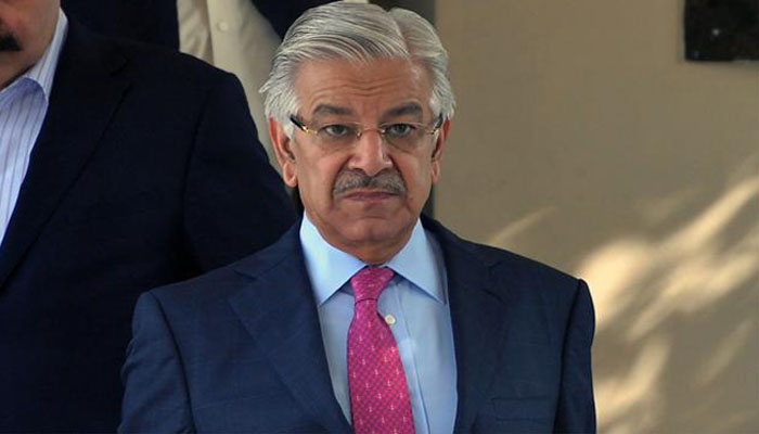 Khawaja Asif can contest general elections.