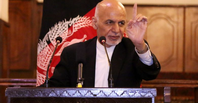 Afghan leader announces truce with Taliban.