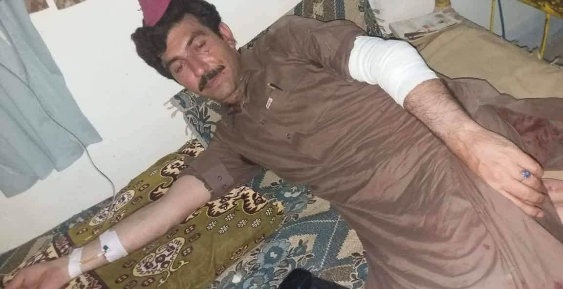 Political moharrar's vehicle attacked in North Waziristan