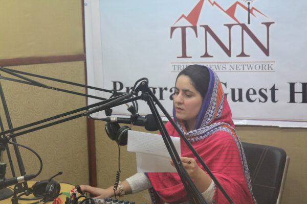 TNN produce and broadcast local news in KP and FATA.