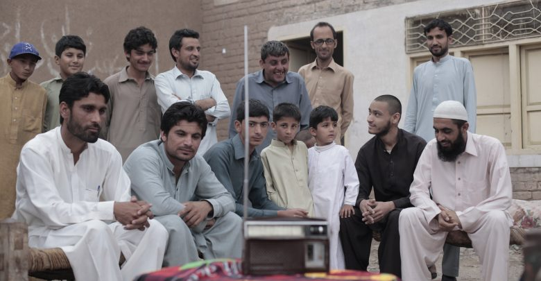 local people in Jamrud listens to TNN news bulletins.