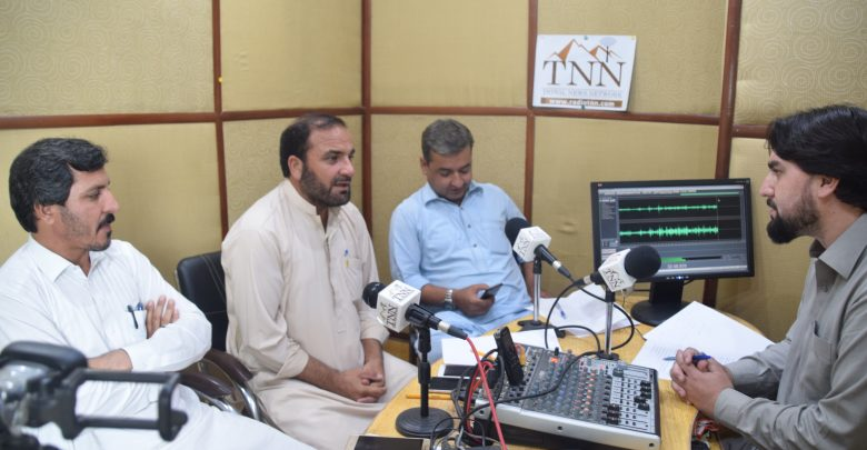 TNN has arranged a program on Political Reforms in FATA