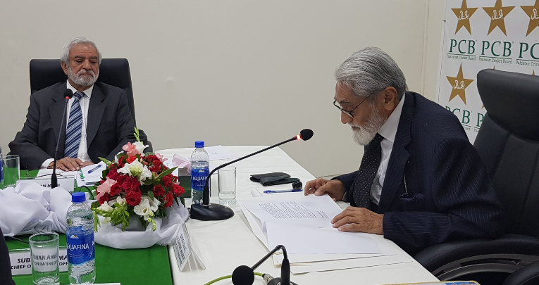 Ehsan Mani elected PCB chairman for 3 years |TNN