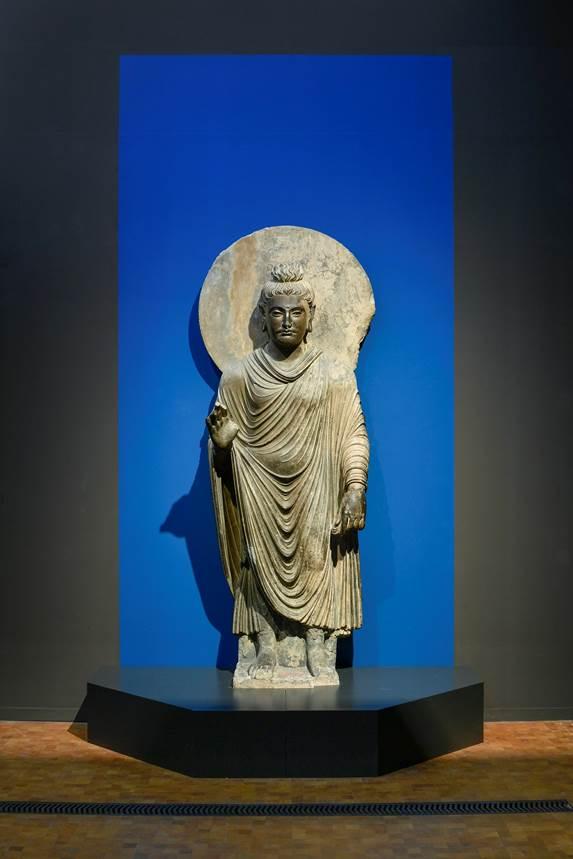 Buddha Shakyamuni at Rietberg Museum. © Museum Rietberg / Rainer Wolfsberger