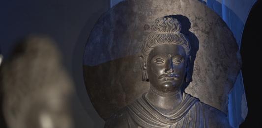 Buddha Shakyamuni at the Peshawar Museum. © SDC