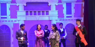 William Shakespeare's masterpiece Othello staged at Edwards College Peshawar