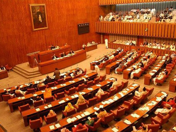 No trust motion: Senate session called on July 23 on opposition's requisition