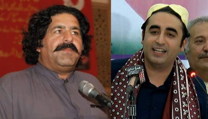 PPP asks NA speaker to issue Ali Wazir production order