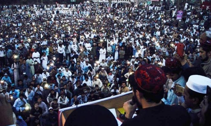 Court order withdrawal of FIR against PTM leadership