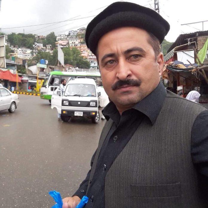 Gohar Wazir is missing since Monday
