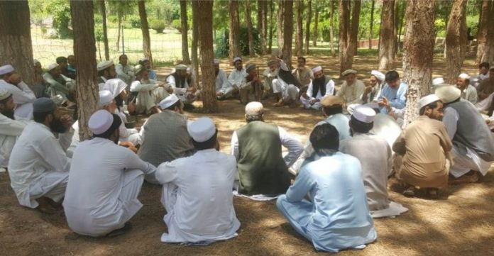 Orakzai tribal elders annouced to boycott election in tribal districts