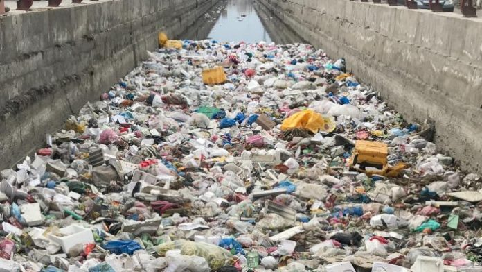 Plastic bags continue to pollute our environment