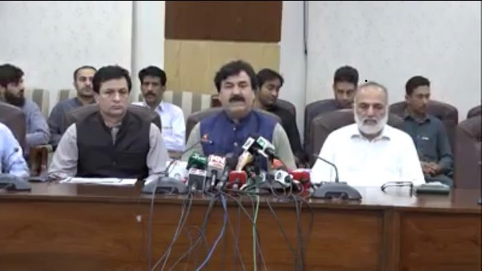 'Govt won't tolerate any hurdle in PTI's healthcare reforms'