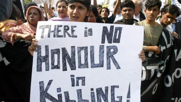 KP Commission On Status Of Women Condemns Honor Killing Incident