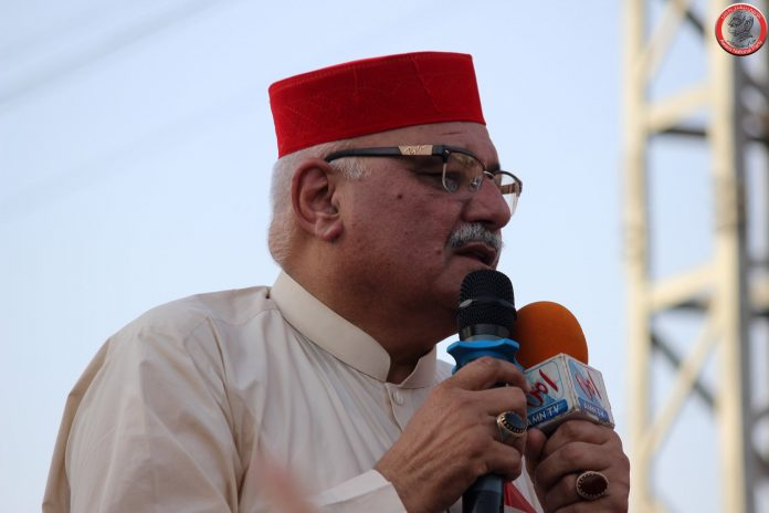 ANP urge govt to enhance security for election campaign