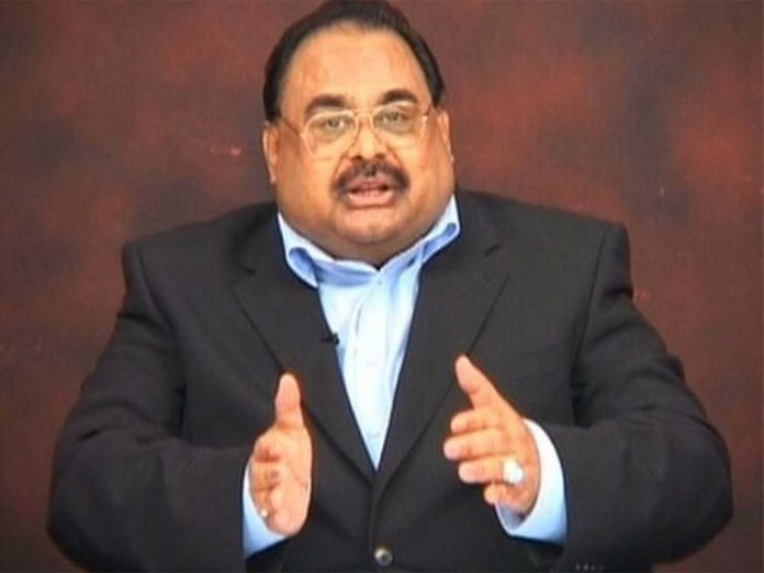 Altaf husain arrested in london