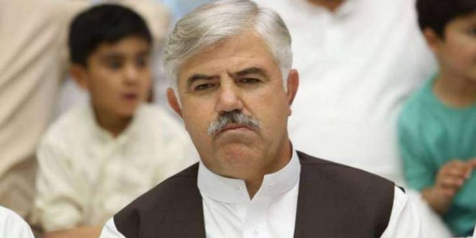 KP formally launches insaf rozgar scheme for tribal districts