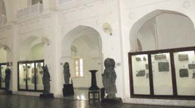 Mobile app launched by Peshawar museum