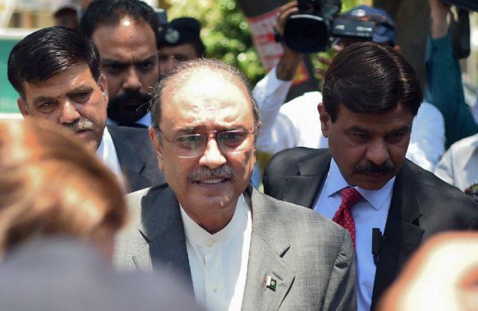 NAB arrests former President Zardari over corruption charges