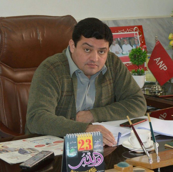 ANP Submits Calling Attention Notice On Killing Of Sartaj Khan