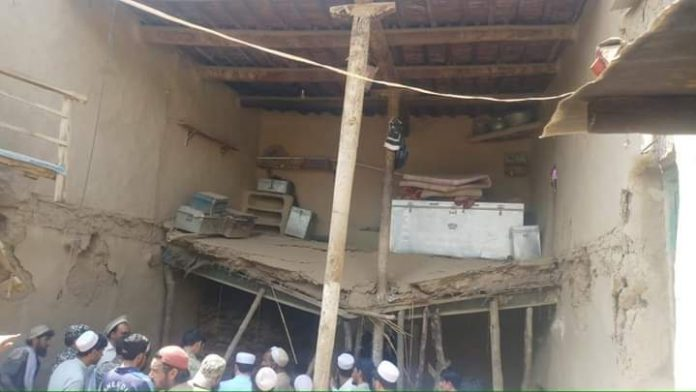 Deadly mishap: Orakzai roof collapse leaves 8 dead, 47 injured