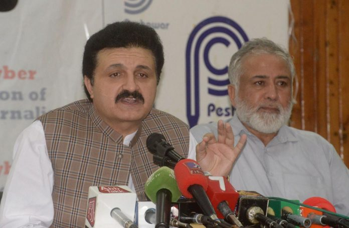 Govt won't interfere in tribal districts elections: Ajmal Wazir