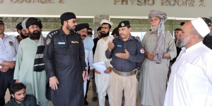 In a first, KP traffice police issues driving licences in Miran Shah