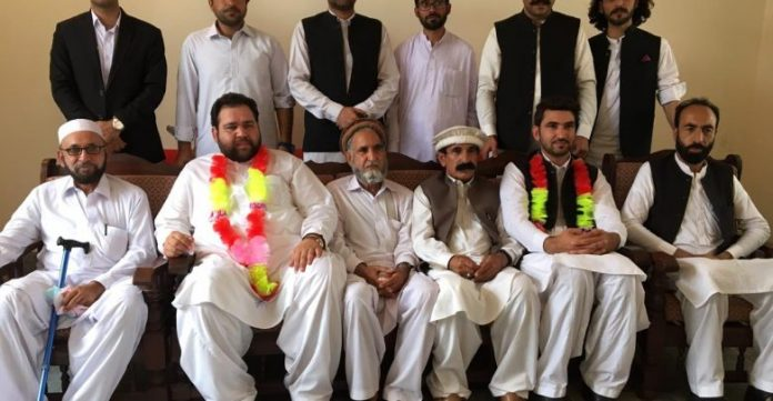 Kurram bar council elects office-bearers in first-ever election