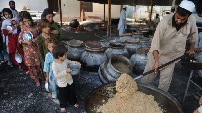 'Over 40% children are stunted in KP': National Nutrition Survey