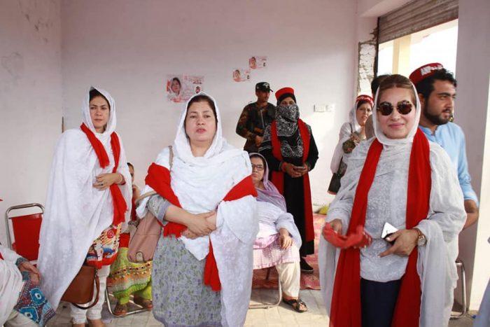 Naheed Afridi