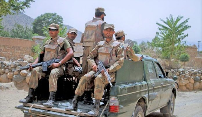 4 soldiers among 6 injured in North Waziristan attack