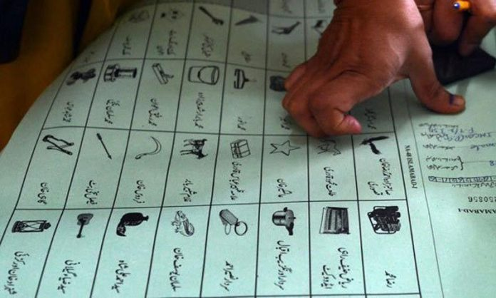 ECP starts training of polling staff forelectionsin merged areas