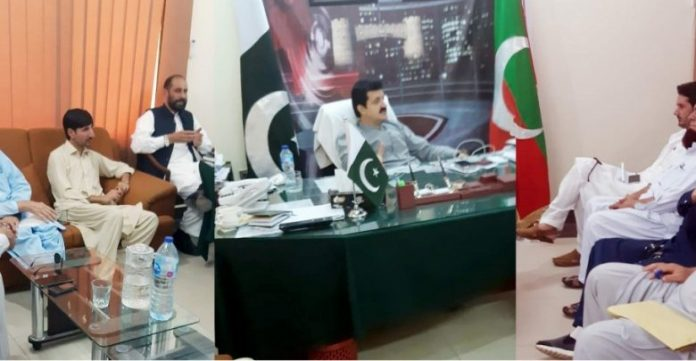 'Press clubs in tribal districts to be categorized, upgraded'