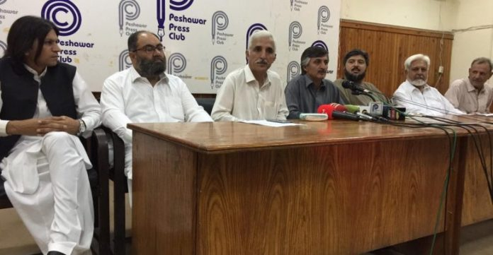 Opposition parties to observe July 25 as black day