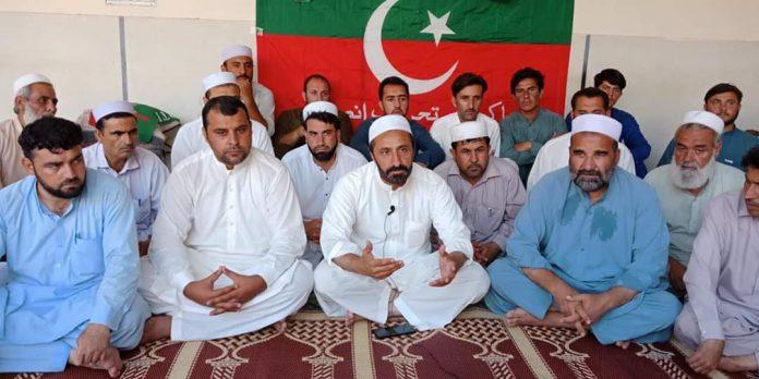 'Noorul Haq Quadri, Iqbal Afridi responsible for PTI defeat in Khyber'