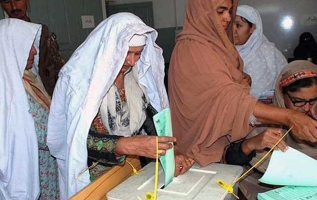 ECP all set to hold polls in tribal districts