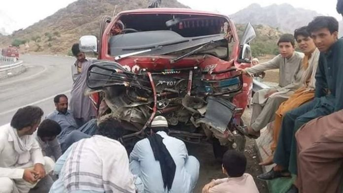Three die in different accidents in Mohmand | TNN